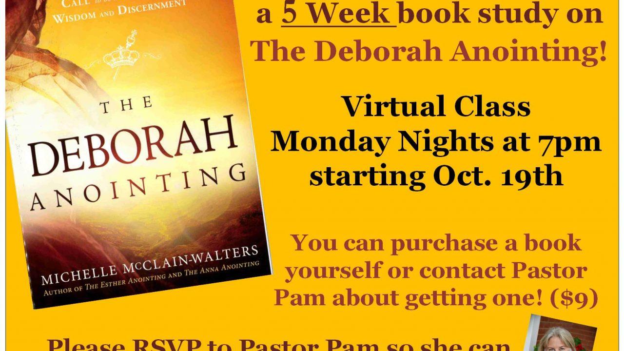 Deborah Book Study